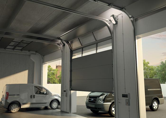 Garaj Kapısı Motoru